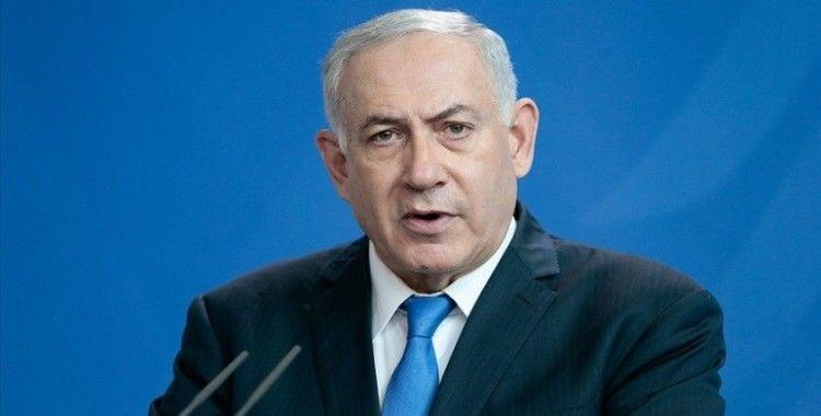 Netanyahu İran'ın nükleer silahlanmasını önlemek için her şeyi yapacaklarını söyledi