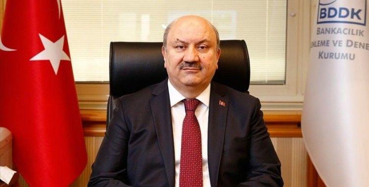 BDDK Başkanı Akben: 'Türk bankacılık sektörü öncü ve yenilikçi tavrını 'sürdürülebilirlik' alanında da sergiliyor'