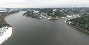 İstanbul'a su sağlayan barajlardaki doluluk oranı yükselmeye devam ediyor