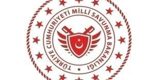 """MSB: """"Gara bölgesinde tespit edilen 8 PKK'lı terörist etkisiz hale getirildi"""""""