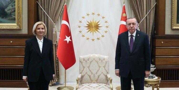 Cumhurbaşkanı Erdoğan, Gagavuz Özerk Yeri Başkanı Vlah'ı kabul etti