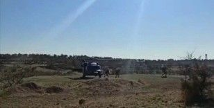 Mardin'de PKK'lı teröristlerin kullandığı 11 sığınak ve depo kullanılamaz hale getirildi