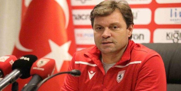 Ertuğrul Sağlam: '10 yıllık Süper Lig hasretini dindireceğiz'