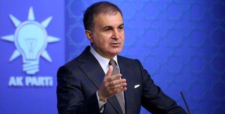 AK Parti Sözcüsü Çelik: Merkez Bankası rezervlerinde gizli saklı bir işlem yok