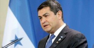 ABD Senatosuna sunulan yasa tasarısı Honduras Devlet Başkanı Hernandez'in başını derde sokabilir
