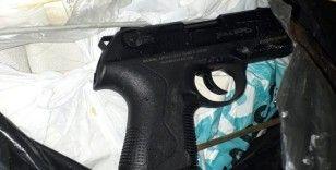 Aile polisi kadın cinayetini önledi
