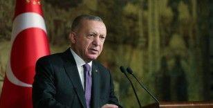 Cumhurbaşkanı Erdoğan'dan fezleke açıklaması