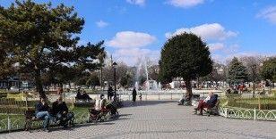 Marmara Bölgesi'nde sıcaklıklar mevsim normallerinin üzerinde seyredecek