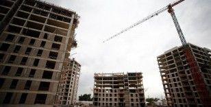 Belediyelerin yapı ruhsatı verdiği bina sayısı 2020'de yıllık bazda yüzde 69,4 arttı