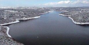 İstanbul'un barajlarındaki su miktarı artmaya devam ediyor
