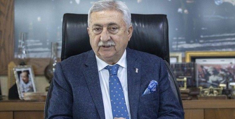 TESK Genel Başkanı Palandöken: (Esnafın) Yapılandırma ödemeleri en az 6 ay ertelenmeli