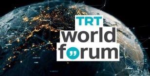 TRT World Forum, dijital tartışmalarda 'Küresel Pandemi ve Aşı Diplomasisi'ni' ele alacak