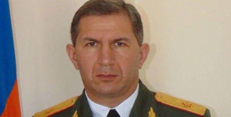 Paşinyan, Genelkurmay Başkanı Onik Gasparyan'ı görevden aldı
