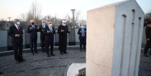 Çavuşoğlu'nun Hırvatistan'daki Müslümanlarla buluşmasında duygusal anlar