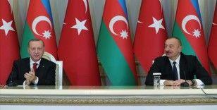 Aliyev, Cumhurbaşkanı Erdoğan'ın doğum gününü kutladı