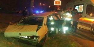 Sakarya'da facia gibi kaza: anne ve baba öldü 4 çocuk yaralı