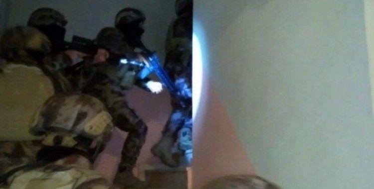 DEAŞ operasyonunda gözaltına alınan 12 şahıs tutuklandı