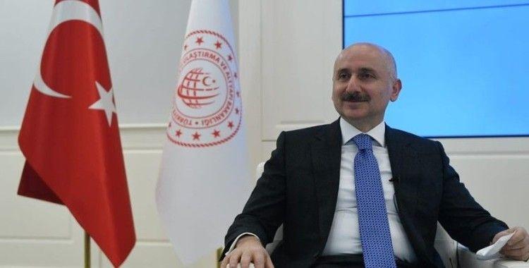 """""""Irak ve Türkiye arasında yeni bir sınır kapısı ve demiryolu hattı önceliğimiz"""""""