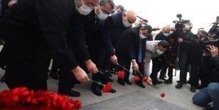 Hocalı Katliamı'nda hayatını kaybedenler Ankara'da anıldı