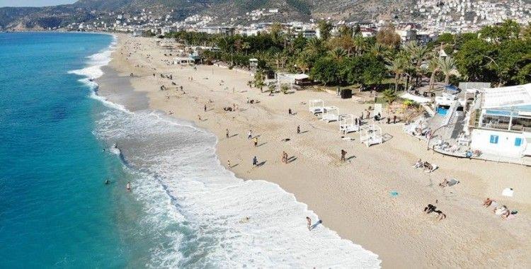 Antalya'nın Kleopatra Plajı dünya sıralamasına girdi
