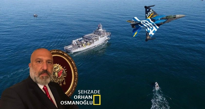 Yunanistan'dan Türk gemisine taciz..
