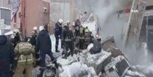 Rusya'daki patlamada 1 kişi daha enkaz altından çıkarıldı