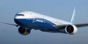 Boeing 777 uçağında yine arıza