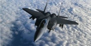 ABD'den Suriye'deki İran yanlısı milislere hava saldırısı