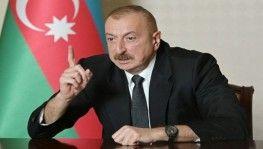 Azerbaycan Cumhurbaşkanı Aliye, Ermenistan'ın 10 Kasım bildirisini uygulayacağını umuyorum
