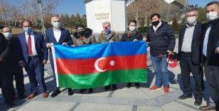 Hocalı Katliamı kurbanları Haydar Aliyev Parkı'nda dualarla anıldı
