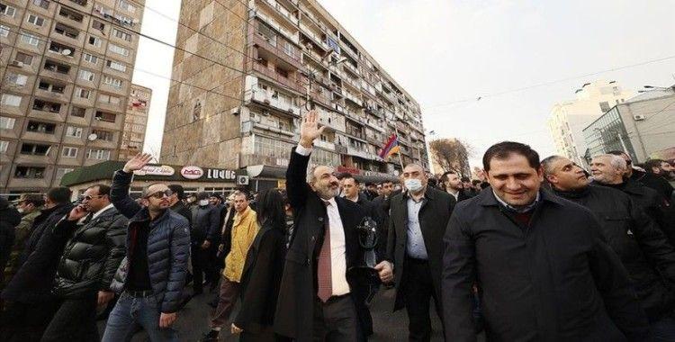 Fransa'dan Ermenistan'da taraflara diyalog çağrısı