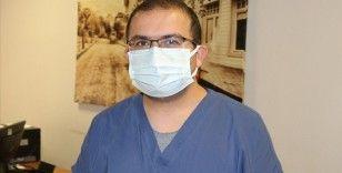 Kovid-19 hastalığını yenen Kardiyoloji Uzmanı Derya: El yüz yıkamaya giderken bile nefes darlığı çekiyordum