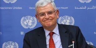 BM 75. Genel Kurul Başkanı Bozkır, Keşmir sınırında ateşkese uyulması anlaşmasını memnuniyetle karşıladı