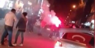 İstanbul'da yasağa rağmen asker uğurlayanlara ceza yağdı