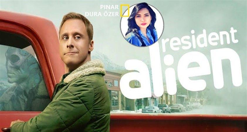 Haftanın yabancı dizisi: Resident Alien
