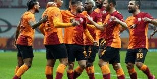 Süper Lig: Galatasaray: 2 - BB Erzurumspor: 0 (Maç sonucu)