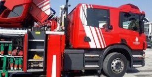 15 Temmuz Demokrasi Otogarı'nda yangın paniği