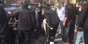 Cumhurbaşkanı Erdoğan Çengelköy'deki bir balıkçıdan alışveriş yaptı