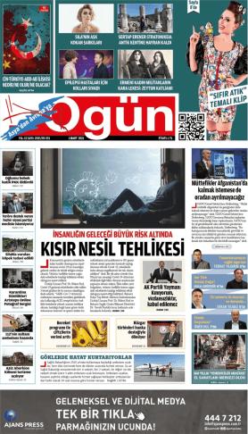 OGÜN Gazetesi Sayı:251