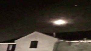 İngiltere'de meteor görüldü
