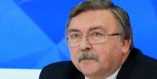 Ulyanov'dan WSJ haberlerine ilişkin açıklama: Nükleer görüşmelere katılmama kararı, İran'ın son sözü değil