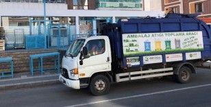 Diyarbakır Bağlar Belediyesi'nin atık başarısı