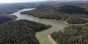 Elmalı Barajında doluluk oranı artıyor: Yüzde 63.85'e çıktı