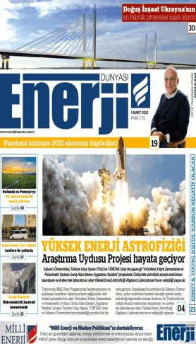 Enerji Dünyası - Mart 2021