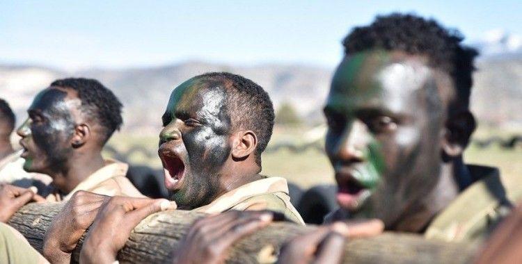 MSB'den Somalili 330 misafir askeri personelin eğitimlerine yönelik paylaşım