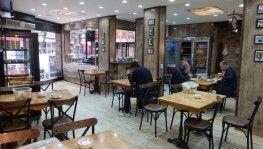 Kafe ve restoranlar aylar sonra açıldı