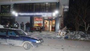 Acılı çiğ köfte dayağı olayının yaşandığı dükkana saldırı