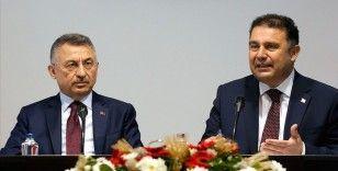 Cumhurbaşkanı Yardımcısı Oktay, KKTC Başbakanı Saner ile görüşecek