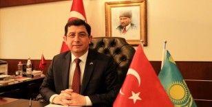 Türkiye'nin Nur Sultan Büyükelçisi Ekici: Ülkemizden Kazakistan'a gerçekleştirilen yatırımlar 3,2 milyar dolara ulaştı