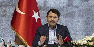 Çevre ve Şehircilik Bakanı Kurum: Kentsel dönüşüm milli güvenlik meselesidir